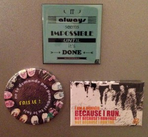 MAGNETS de motivation A2 running