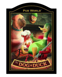 Pub The Dog and Duck