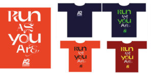 Edition limitée // TS Run As You Are